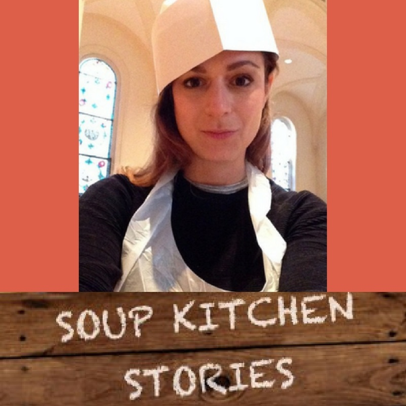U201cI Started The Search For Soup Kitchens In The City After Meeting James, A  Homeless Teenager,u201d Says Rachel, A Holy Apostles Soup Kitchen Volunteer And  ...